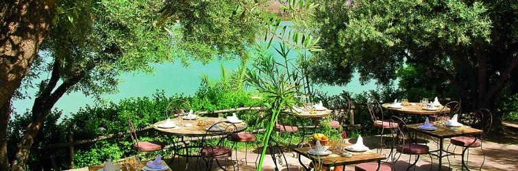 Le Flouka - Auberge et restaurant du lac